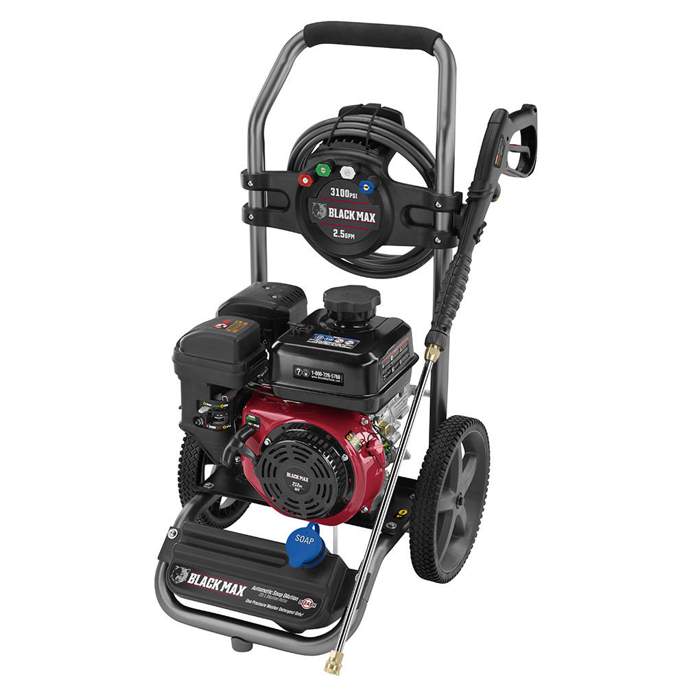 Photo: 3100 Psi Gas Pressure Washer