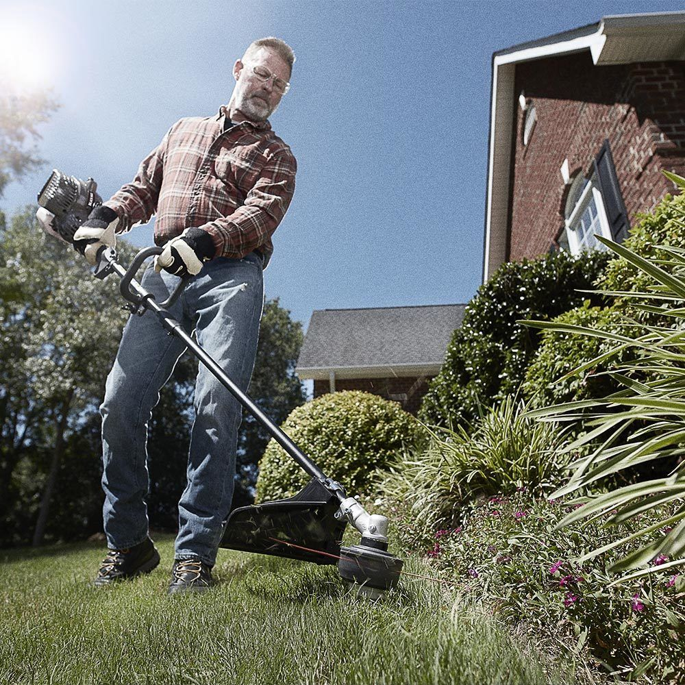 "Photo: 2 Cycle 26cc 18"" Straight Shaft String Trimmer"