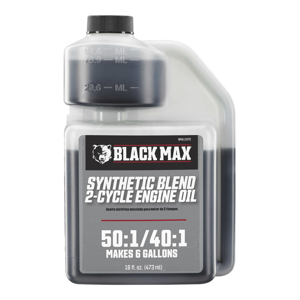 Photo: 16oz Synthetic Blend 2 Cycle Oil