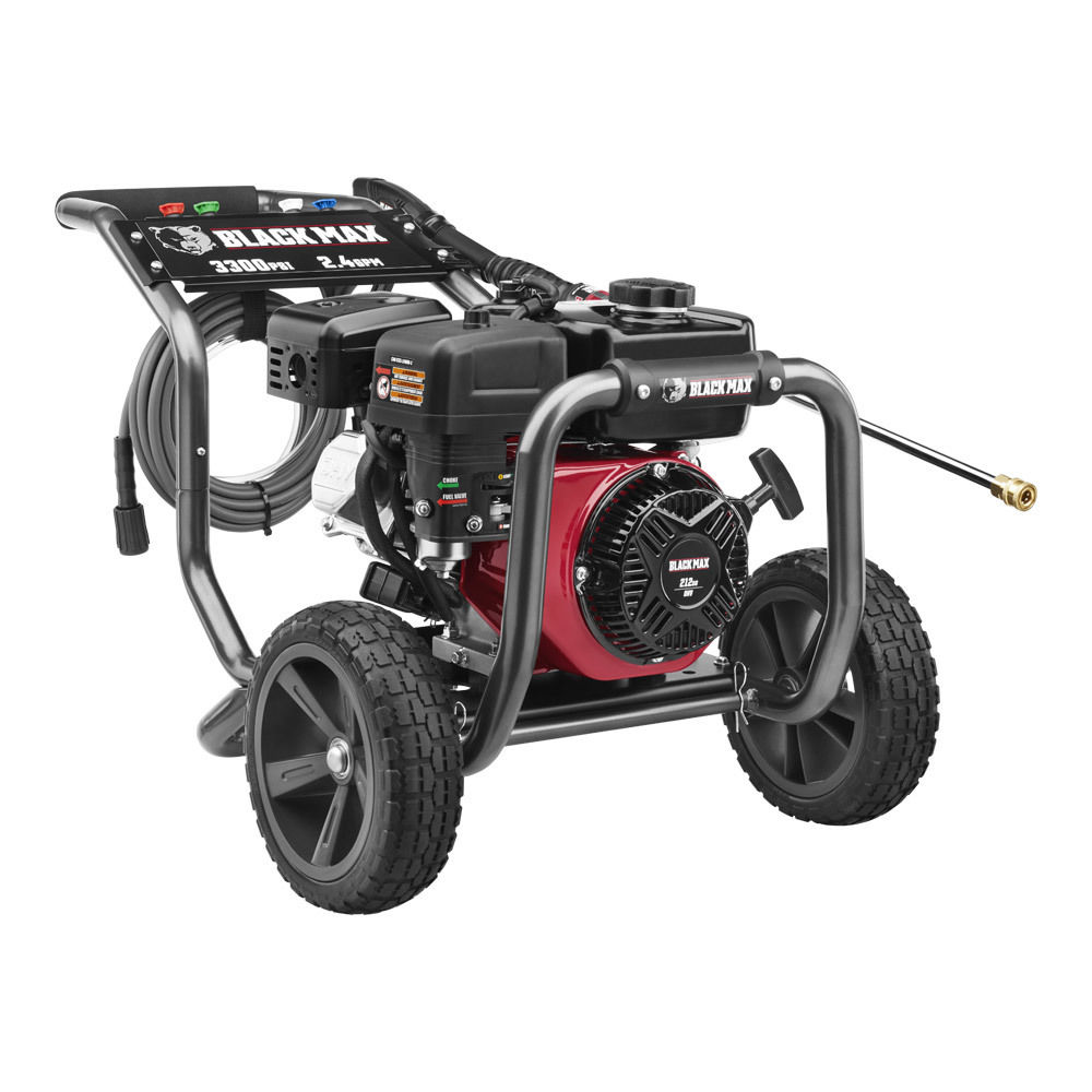 Photo: 3300 Psi Premium Gas Pressure Washer